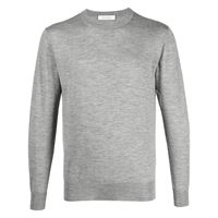 Cruciani maglione a girocollo - grigio