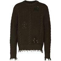 Alanui maglione - verde