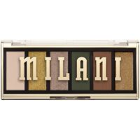 Milani 120 outlaw olive most wanted palette palette ombretti 5g