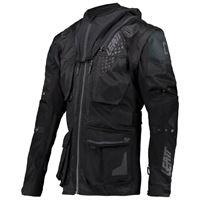 Leatt - giacca enduro Leatt 5 nero