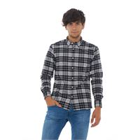 Woolrich camicia uomo heritage check flannel shirt
