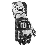 BERIK guanti berik racing track 2.0 nero bianco