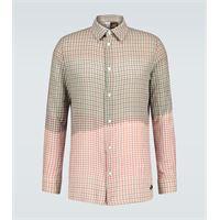 LOEWE paula's ibiza - camicia in cotone