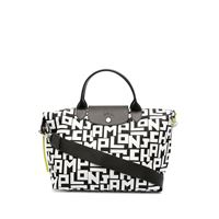Longchamp borsa tote le pliage collection - nero