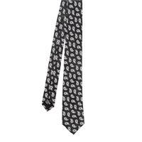 EMPORIO ARMANI cravatta uomo 3400750p32720 seta nero