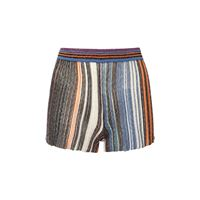 MISSONI shorts in maglia di misto viscosa