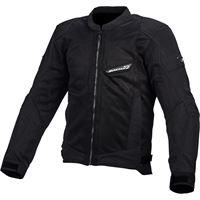 Macna giacca moto touring estiva Macna velocity nero
