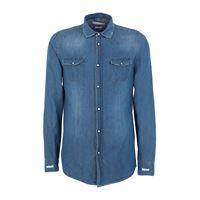 GREY DANIELE ALESSANDRINI - camicie jeans