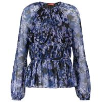 Altuzarra blusa therese a stampa