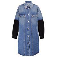 MM6 Maison Margiela giacca di jeans