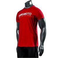 Yamamoto Active Wear yamamoto t-shirt rossa