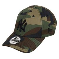 New Era kids league essential 940 neyyan wdc cappello, unisex bambini, green med, taglia unica