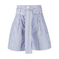 P.A.R.O.S.H. shorts con cintura - bianco