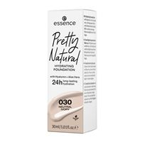 Essence 030 neutral ivory pretty natural fondotinta viso effetto idratant fondotinta 30ml