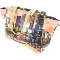 WHY NOT? y?Not borsa donna y not shopping a spalla con tracolla yes-l398 miami