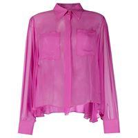 Alberta Ferretti blusa - rosa