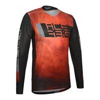 ACERBIS maglia acerbis mx outrun rosso/nero
