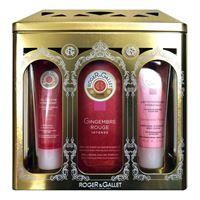 Roger&Gallet cofanetti roger&gallet linea gingembre rouge cofanetto gel doccia + profumo + latte corpo