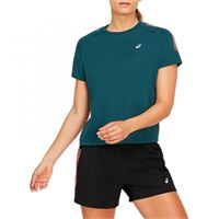 Asics icon ss top t-shirt running donna
