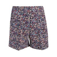 MICHAEL KORS shorts donna ms03hc8e0r624 viscosa blu