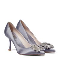 Roger Vivier pumps rv bouquet strass in raso