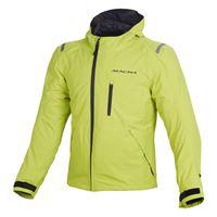 Macna giacca con cappuccio refuge l yellow