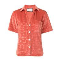 Alexis camicia cailey con stampa - rosa