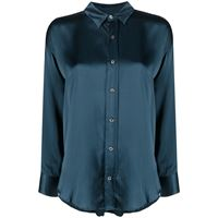 Katharine Hamnett London camicia - blu