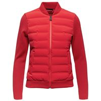 Aztech Mountain giacca a pannelli dale of aspen - rosso