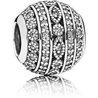 Pandora moments 796243cz gioiello donna ciondolo argento pietre