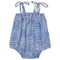 Bakker Made With Love - betty tutina blu - bambina - 18 mesi - blu