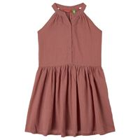 Bakker Made With Love - bertille short vestito viola - bambina - 12 anni - porpora