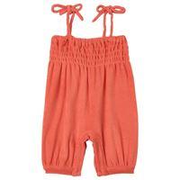 Bakker Made With Love - bonnie tuta rossa - bambina - 18 mesi - rosso