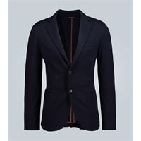 Loro Piana blazer sweater jacket in cashmere