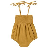 Bakker Made With Love - alix tutina verde - bambina - 12 mesi - giallo