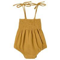 Bakker Made With Love - alix tutina verde - bambina - 18 mesi - giallo