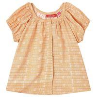 Bakker Made With Love - pepita top giallo - bambina - 6 mesi - giallo