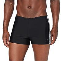 Adidas fit bx 3s, boxer uomo, nero, 3