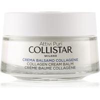 Collistar pure actives collagen cream balm balsamo antirughe effetto rassodante 50 ml