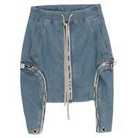 DRKSHDW by RICK OWENS - gonne jeans