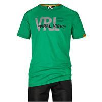 VRL t-shirt VRL iridescent logo tee