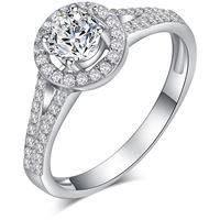 Melitea anello donna gioielli Melitea punti luce ma103.17