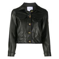 Patou giacca crop - nero