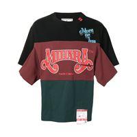 Maison Mihara Yasuhiro t-shirt con logo - nero