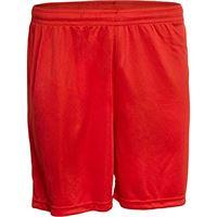 Derbystar basic - pantaloni da bambino unisex, unisex - adulto, pantaloni da bambino, 60170, colore: rosso, l