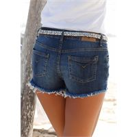 Buffalo LM shorts in jeans