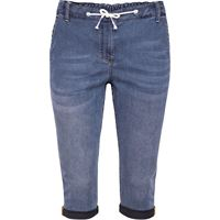 Chillaz pantaloni 3/4 summer splash donna blu