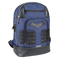 DC Comics - Batman, Superman, Wonder Woman, flash zaino tempo libero 46cm batman