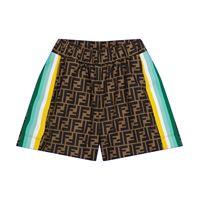 Fendi Kids shorts in tessuto tecnico ff