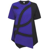 LOEWE t-shirt oversize in jersey di cotone